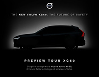 VOLVO XC60 - Preview Tour 2017