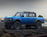 Bronco Truck 2022