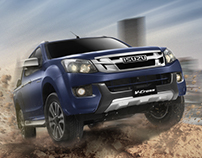 Isuzu D-Max | Action. Our Invention