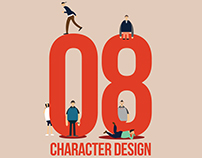 Minimalism Characters