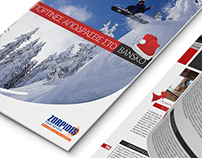 Broshure for Zorpidis Travel Agency | Winter 2013
