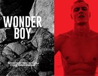 'WONDER BOY'