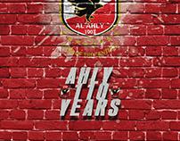 Al Ahly Wallpaper 110 Years