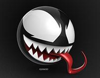 3D Emoji Venom