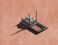 Symmetrical Cairo