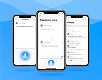 Translate Now | iOS APP Mobile
