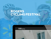 Rogers Cycling Festival Website