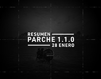 Ghost Recon Breakpoint - Path Notes TU 1.1.0 - SPANISH