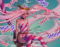 Peppermint Witch