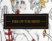 Ilustración personal - Fire Of The Mind