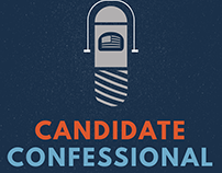 Podcast Branding | Candidate Confessional