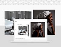 Stellz Beauty Studio Identity and Web design