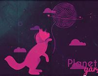 AstroCat / Planet Yarn