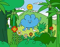 Yololand Brand Animation