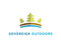 Sovereign Outdoors Logo (Unused design)