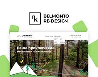 REDESIGN BELMONTO NUOTYKIU PARKAS by NEROKORE