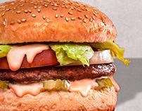 Mano Burger lb - Social Media Bundle