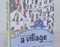 If a world were a village of 100 people (Book Cover)