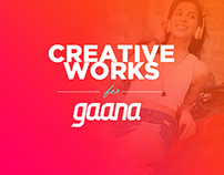 Creative Works for Gaana