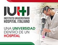 Logo IUHI · Redesign Contest