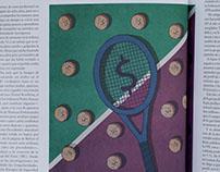 Ilustraciones revista Vice Colombia - diciembre 2015