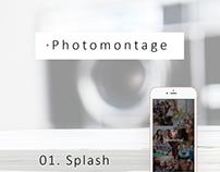 Photomontage- Mobile App
