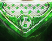Fulbol Club Atético Nacional Shield