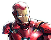 Iron Man - Fan Art