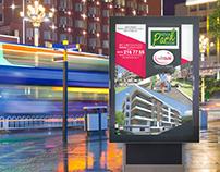 Belis İnşaat Neva Park Evleri Billboard