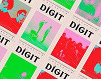 DÍGIT - Festival de Cultura Transmedia