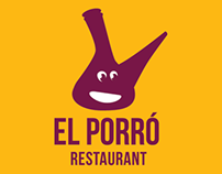 El Porro Restaurant - Branding