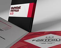 Concept CV & portfolio