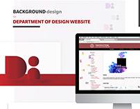 Motion Design : Department of Design, IIT Delhi Website