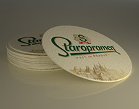 New brand look 2019 - Staropramen