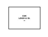 Logo CSK & ID.