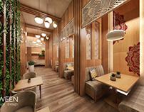 Cafe Design,Riyadh