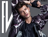 CHICO LACHOWSKI for FV MAGAZINE