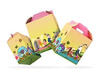 Dragon Boat Festival Packaging Design