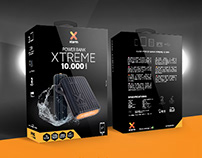 Xtorm - Packaging & Newsletter design