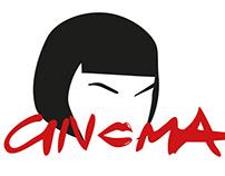 Redesign logo FESTA DEL CINEMA DI ROMA
