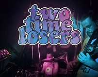 two time losers logo