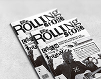 Dadaism - Rolling Stone #197 Redesign