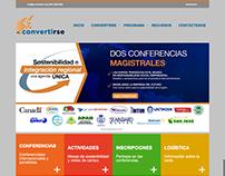 CONVERTIRSE Web Design
