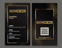 Creative Business Card Design with free download link