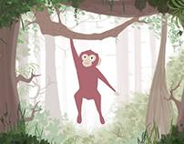 Five Little Monkeys (Music Video)