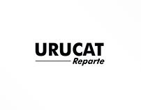Diseño de Presentación Comercial - Urucat Reparte