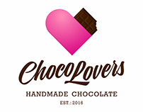 ChocoLovers - Branding