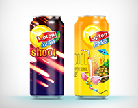 Lipton Label Designs