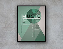 Music - Flyer Template