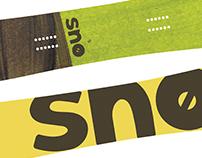 Brand Identity: snø